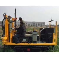 Buy cheap Light model Hydraulic Static Cone Penetrometer CPT Vehicle from wholesalers