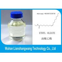 Wholesale Ethyl oleate CAS 111-62-6 Fat Burning Steroids Solvent Colorless Liquild EO from china suppliers