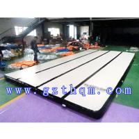 Wholesale Gymnastics tumble trak for sale inflatable air mats for tumbling sports tumbling gym track from china suppliers