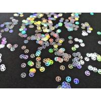 Quality PET Glitter Pigment for building products, plastic ,cosmetic ,candles,garments for sale