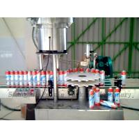 Wholesale High Speed Aerosol Filling Equipment And Sealing Machine 1.8kw 120v / 220v / 380v from china suppliers