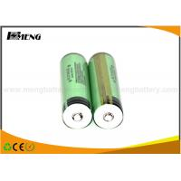 Wholesale NCR 18650B Lithium Rechargeable Batteries 3400mah With PCB Protected from china suppliers