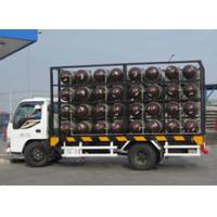 Quality Steel Natural / CNG Storage Tanks Cascade For Transportation ISO9809 for sale