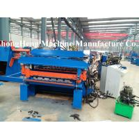 Wholesale Color Steel Double deck Roofing Sheet Roll Forming Machine For 0.3-0.8 mm thickness from china suppliers