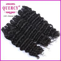 Quality Top Quality 100% Human Hair Brazlian Deep Wave 8A Unprocessed Wholesale Virgin Brazilian Hair for sale