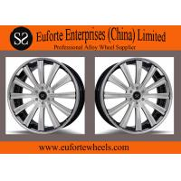 Wholesale Susha Wheels- Hyper Silver Forged Wheels 100- 139.7mm Styling Caps 0- 75mm ET from china suppliers