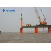 Wholesale DZ-90 pile hammer for Qingdao Bay Bridge / bridge builder engineering from china suppliers