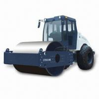 Wholesale Road Roller with Cummins Engine, Hydraulic Drive, and Single Drum from china suppliers