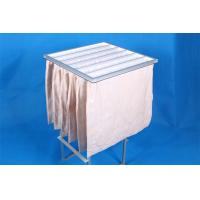 Wholesale Medium Efficiency F5 Pocket Air Filter , Anti Static Air Conditioning Dust Filter Bag from china suppliers