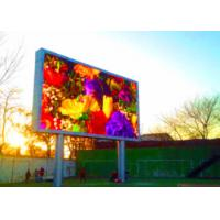 Wholesale SMD 3in1 P8 Advertising LED Signs / 8mm Pixel Outdoor LED Display Board from china suppliers