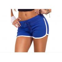 Wholesale Multi Colors Plus Size Women Summer Casual Shorts For Yoga / Running / Walking from china suppliers