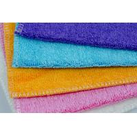 Quality Microfiber Kitchen Cleaning Cloths Bamboo Fiber Cleaning Cloths for sale