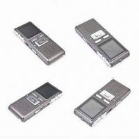 Wholesale 1.44-inch LCD Screen Pen Drive Voice Recorders, Metal Cover, Taking Video Function from china suppliers