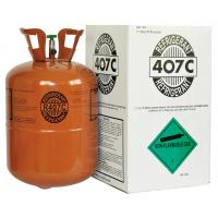 Wholesale Mixed refrigerant gas R407c 99.9% purity good quality from china suppliers