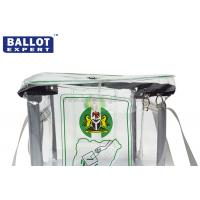 Wholesale Non - Toxic Recycled Collapsible PVC Storage Bag For Ballots Tickets from china suppliers