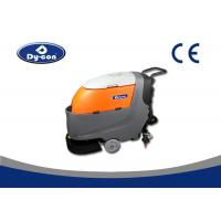 Wholesale Ceramic Wet Floor Scrubber Dryer Machine With Single Disc 510mm Brush Dia from china suppliers