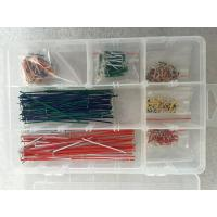 Wholesale Colorful Breadboard And Wire Kit Jumper Wire Kit 350 PCS For Breadboard Experiment from china suppliers