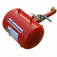 China Motorcycle tire inflator, 5-gallon portable air tank on sale