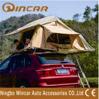 Wholesale folding Universal Mounting System Roof Top Tent 4x4 for outside Camping from china suppliers