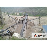 Wholesale Custom Mining Conveyor Systems CE With Large Inclined Sidewall from china suppliers