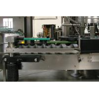 Wholesale PLC Control Automatic Water Filling Machine OPP Film Labeling Machine For Bottles from china suppliers