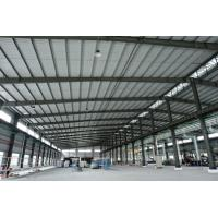 Wholesale Prefabricated Steel Building Space Stadium Framework Q235B , Q345B Grade from china suppliers