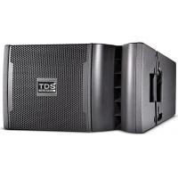 "Wholesale Two-way 12"" Neodymium Line Array Pa System Black 100° Horn Easy Mounting from china suppliers"