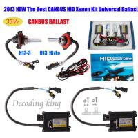 Wholesale Ac 12v Car Bi-Xenon H4 9004 9007 9003 Hb2 Hi-Lo Hid Conversion Kit Canbus Ballast from china suppliers