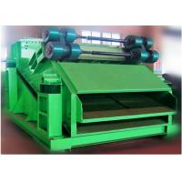 Wholesale Green Cold Sinter Mining Vibrating Screen 100-250 Tons Per Hour Wear Resisting from china suppliers
