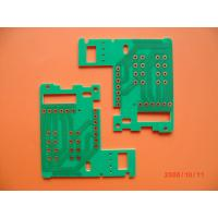 Quality Custom 1-28 Layers 0.5 - 6oz FR1 Single Sided PCB Board with Immersion Gold for sale