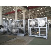 China Multiple Effect Falling Film Evaporator Steam Power Source on sale