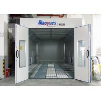 Quality Infrared Heating Paint Spray Booth Pressure Protect Device Converter Adjustment for sale