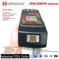 Wholesale Rugged Mobile Device Wifi Bluetooth Android Industrial PDA Mobile Thermal Printer from china suppliers
