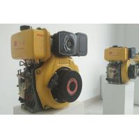 Wholesale 4kva 3600rpm Manual Starter Small Diesel Engine , Single Cylinder Marine Engine from china suppliers