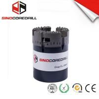 Wholesale DCDMA Standard UMX Stage 1 And 2 Imp Diamond Core Drill Bit From Medium To Ultra-Hard Formation from china suppliers