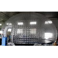 Wholesale Transparent Clear Inflatable Bubble Igloo Tent For Commercial Business from china suppliers