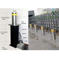Wholesale Anti - Terrorist Automatic Retractable Bollards Removable Reflective Flexible from china suppliers