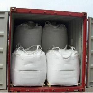 Wholesale Circular / Tubular Half Cross Corner PP Woven Big Bag FIBC With Stevodore Strape from china suppliers