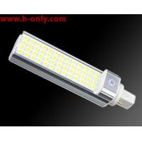 Buy cheap 8W LED Plug in G24 corn lamp 170LM/W, install in old electric ballast directly from wholesalers