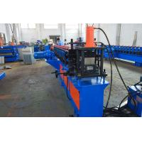 Wholesale Cold Formed Steel Profile CZ Purlin Roll Forming Machine CE Standard 380V 15kw from china suppliers