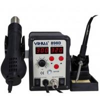 Buy cheap 270W YH898D 2 in 1 soldering station / desoldering SMD Rework Station from wholesalers