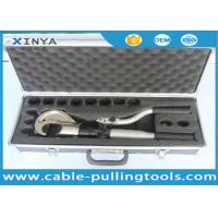 Wholesale Manual Hydraulic Crimping Tools Crimping Plier Max Compression 120KN HZ-400 from china suppliers
