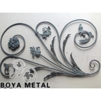 Quality Decorative Cast Iron Panel for Fence and Gate for sale