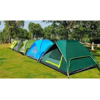 Wholesale tent,instant tent for camping tent, double skins tent for 3-4 person pop up tent from china suppliers