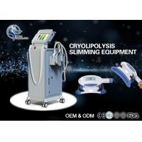 Wholesale 10.4 Inch Touch Color Screen Cool Tech Fat Freezing Machine / Cryolipolysis Equipment from china suppliers