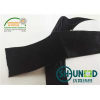 Wholesale Elegant 100% Nylon Velvet Ribbon Tape With 38MM Signle Side , Velvet Tape from china suppliers