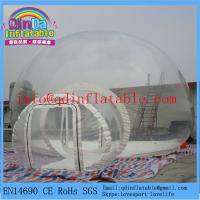 Wholesale Clear bubble tent for sale inflatable bubble camping tent from china suppliers