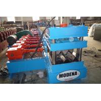 Wholesale Simple Speed 0 - 15m/min Guard Rail Roll Forming Machine For Highway from china suppliers