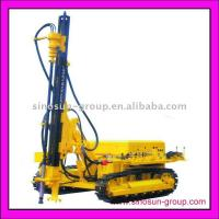Quality Hydraulic Crawler Drill Rig KY100 for sale