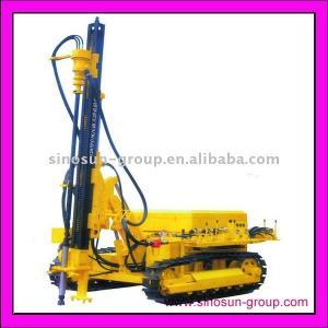 Quality Hydraulic Crawler Drill Rig KY120 for sale